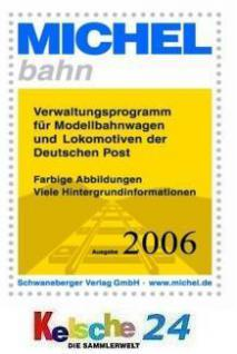 MICHELbahn Modellwagen Lokomotiven d. Deutschen Pos
