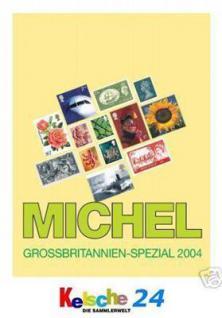 Michel Grossbritannien Spezial 2004 -52% Reduziert - Vorschau