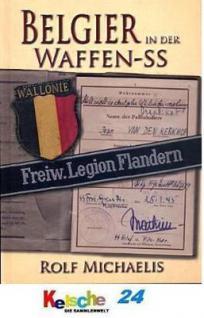 MICHAELIS Belgier in der Waffen-SS NEU - Vorschau