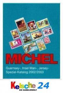 Michel Guernsey Insel Man Jersey-Spezial 2002/2003 - Vorschau