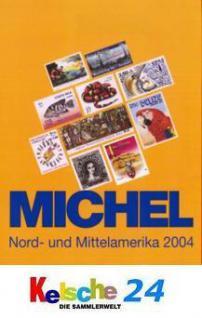 MICHEL Nord- und Mittelamerika Übersee Bd. 1 2004 - - Vorschau