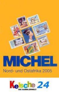 Michel Nord Und Ostafrika Bd 4 2005 -50 % Reduziert - Vorschau