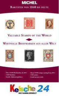 MICHEL Valuable Stamps of the World 2010 english / - Vorschau