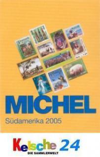 MICHEL Südamerika Briefmarkenkatalog UEK 3 2005 stark reduziert - Vorschau
