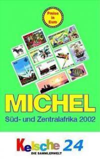 Michel Süd Und Zentralafrika Bd 6 2002 Stark Reduzi - Vorschau