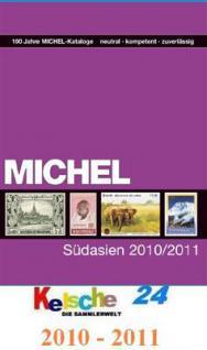 Michel Südasien + Bonus Etb Gratis - Band 8-1 2010/ - Vorschau