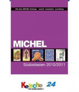 Michel SÜdostasien + Bonus Etb Gratis Bd. 8-2 2010/ - Vorschau
