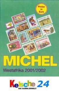 MICHEL Westafrika Band 5 2001/2002 NEU STARK REDUZ