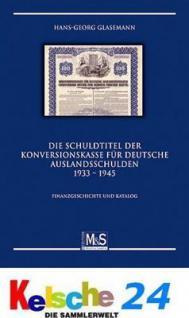 Die Schuldtitel der Konversionskasse f.Dt. A.S. 193 - Vorschau