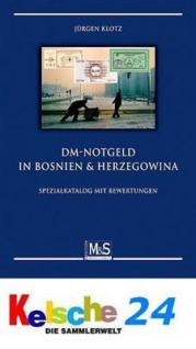 M & S Klotz Dm Notgeld In Bosnien & Herzegowina - Vorschau