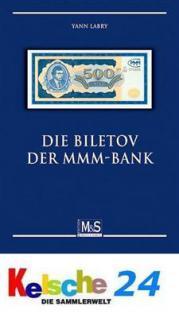 Labry Die Biletov Der Mmm Bank Viersprachig D/e/f/r - Vorschau