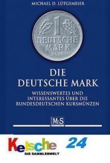 M & S Die Deutsche Mark 2. Auflage 2009 NEU - Vorschau