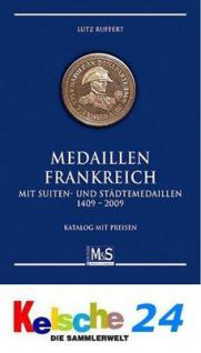 RUFFERT Médailles FRANCE Medaillen Frankreich 1549-
