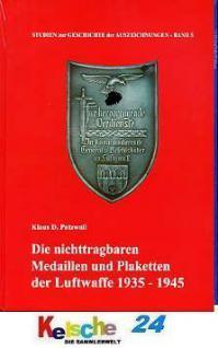 Die nichttragbaren Auszeichnungen d. Luftwaffe 193 - Vorschau