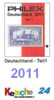 Philex Deutschland Deutsches Reich & DDR Kat Bd. 1