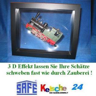 SAFE 3D SCHWEBERAHMEN BILDERRAHMEN EISENBAHNEN NEU