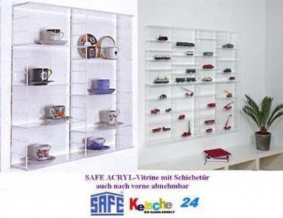 SAFE ACRYL Vitrinen Sammeltassen Porzellan Antiquit - Vorschau