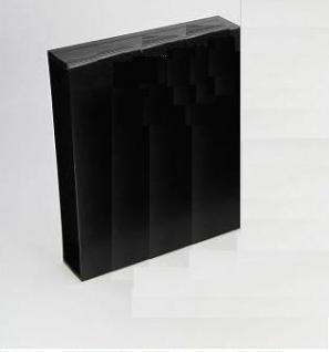 SAFE 7375 TOPset Schutzkassete schwarz für TOPset Album 7317 - 7817 & Coin Compact 7811 - 7385