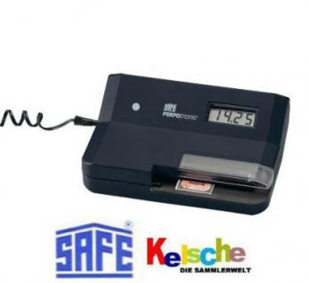 Safe Perfotronic Optic-Electronic Perforation Gauge
