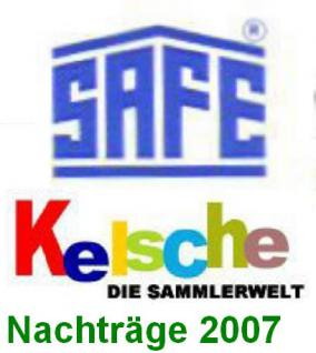 SAFE dual Jahresschmuckblätter Österreich 2007