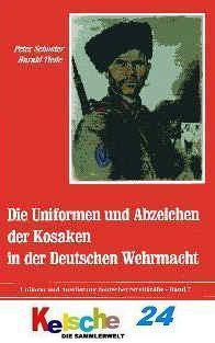 Die Uniformen Abzeichen d Kosaken i Deutschen Wehrm