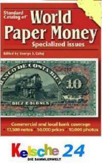 Standard Catalog of World Paper Money Vol I 2006 -