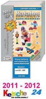 SU Spielzeug aus dem Ei Ü EDITION limitiert 2011 - - Vorschau