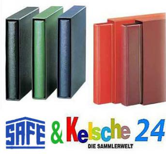 SAFE 712-2 Schutzkassette Für Morocco Ringbinder Hellrot Rot - Vorschau