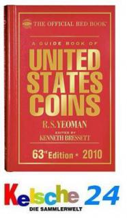 Yeoman The red book of US Coins USA Münzkatalog 201