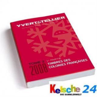 Yvert Tome 2 ed 1 Timbres des Colonies Francaises 2 - Vorschau