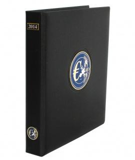 SAFE 7433-1 PREMIUM EURO ANNO JAHRGANGS MÜNZALBUM (leer) 2014 zum selbst befüllen