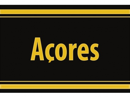 "1 x SAFE 1130 SIGNETTE Aufkleber selbstklebend Azoren "" Acores """