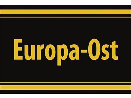 "1 x SAFE 1130 SIGNETTE Aufkleber selbstklebend "" Europa-Ost"""