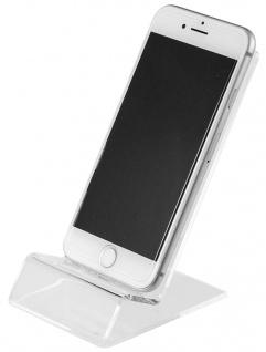SAFE 3143 Acryl Design Mobiltelefon / Handy Ständer geeignet für alle Iphones & Smartphones - Vorschau 3