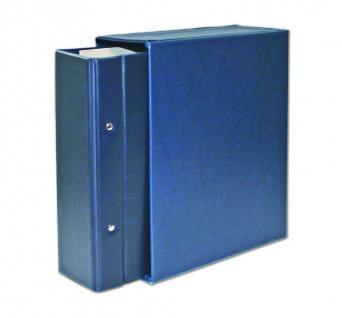 SAFE 7890 Standard Compact Album Universal Blau 250 x 230 x 80 mm (leer) zum selbstbefüllen