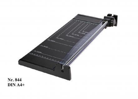 SAFE 844 Schneidemaschine Schneidegeräte Schnittlänge 320 mm Für Papier Pappe Karton Folien