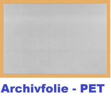 "50 x KOBRA T83Q-PET Schutzhüllen Hüllen "" Archivfolie PET"" Für Briefe Postkarten Banknoten 128 x 190 mm"