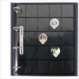 2 x SAFE 5492 Compact A4 Einsteckblätter Ergänzungsblätter Hüllen Spezialblätter DIN A4 Für 80 Kafferahmdeckeli