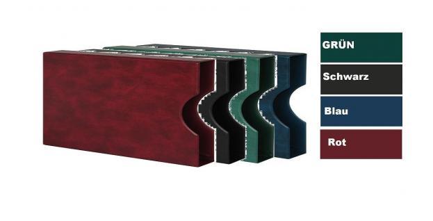 KOBRA G5K Schutzkassette - Kassette Rot Für das Album - Ringbinder G5