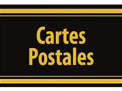 """1 x SAFE 1130 SIGNETTE Aufkleber selbstklebend Postkarten """" Cartes Postales """""""