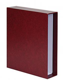 SAFE 489-2 Rote Schutzkassete für SAFE 480-2 Compact A4 Classic Ringbinder Album