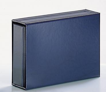 SAFE 7991 Schutzkassette Kassette Standard Blau für Compact-Quer Ringbinder 7991