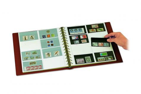 5 x SAFE Einsteckbklätter Blätter Favorit Für Klemmkarten 7461 - 7462 - 7471 - 7472 - 7481 - 7482 - Vorschau 1
