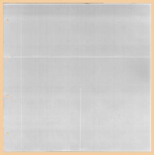 10 x KOBRA B8E Ersatztaschen Ergänzungsblätter Bogenalbum B8, B24 3 Taschen 138x197 & 107x265 mm