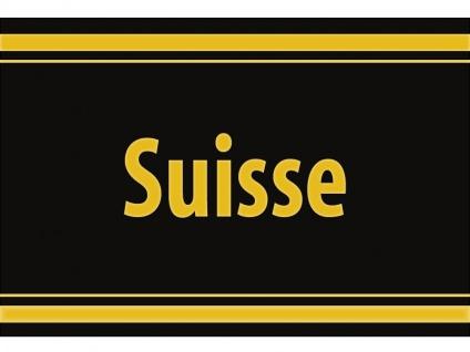 """1 x SAFE 1130 SIGNETTE Aufkleber selbstklebend """" Suisse """" Schweiz"""