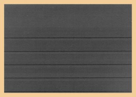 1000 x A5 KOBRA VM5 Einsteckkarten Steckkarten Klemmkarten 5 Streifen ohne Schutzfolie für Briefmarken Banknoten