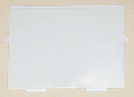 KOBRA KS1 Kunststoff Karteikasten A5 leer Für bis zu 450 Einsteckkarten Steckkarten DIN A6 C6 A5 - Vorschau 3