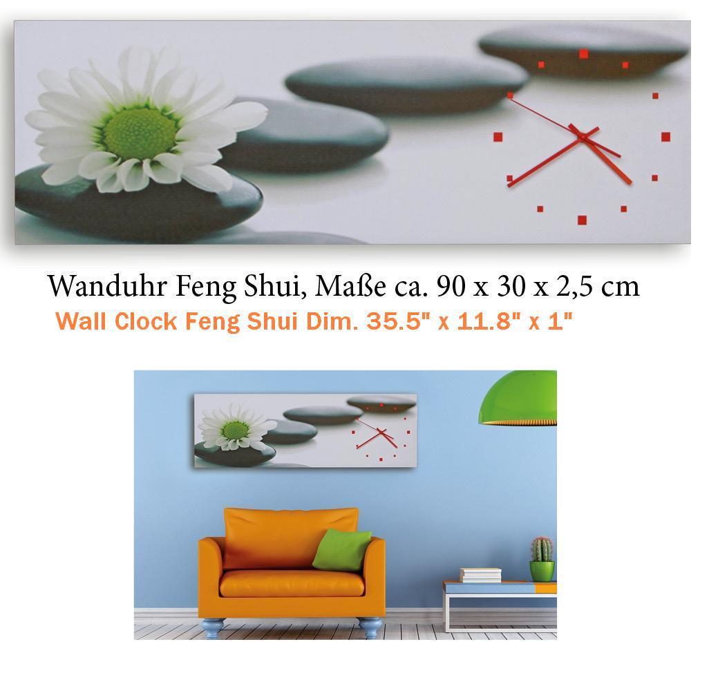 wanduhr cappuccino italienische impressionen 2. Black Bedroom Furniture Sets. Home Design Ideas