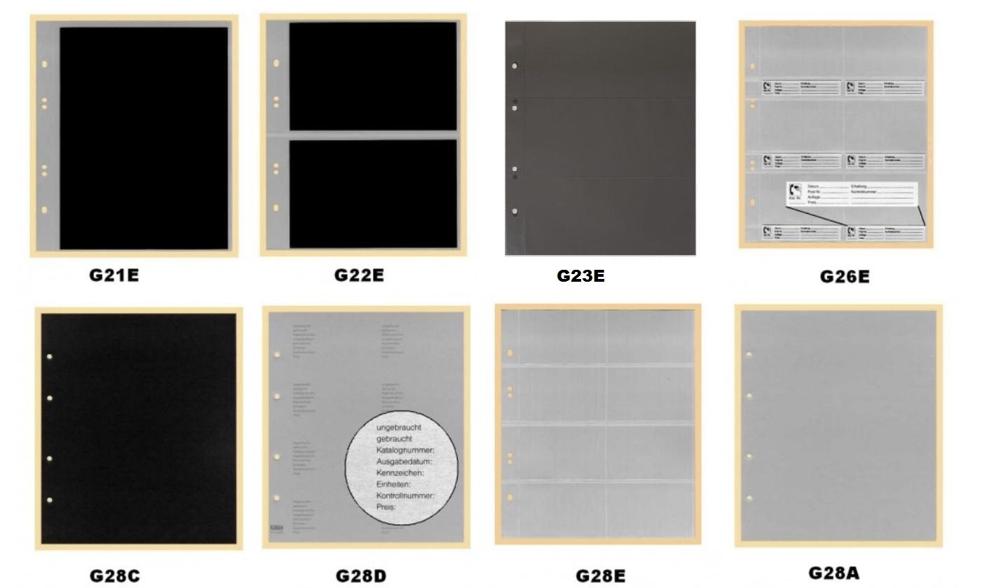 G28 Schwarz Kobra Telefonkarten Album Nr Storage Cases