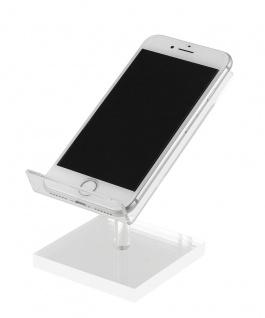 SAFE 3142 Acryl Design Mobiltelefon / Handy Ständer Halter für alle Iphones & Smartphones - Vorschau 3